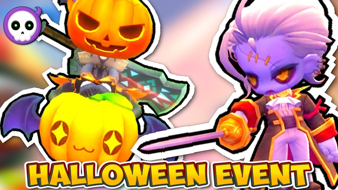 Maplestory Halloween Events 2020 MAPLESTORY 2 HALLOWEEN EVENT TUTORIAL / GUIDE (all items 2018