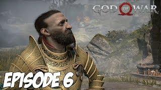 GOD OF WAR : Le frère de Brok | Episode 6