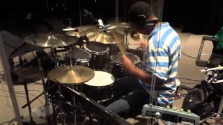 Set Fire to the Rain - Adele (Drum Cover) Andre Fearon