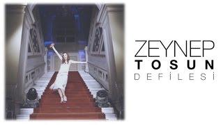 Zeynep Tosun Defilesi, Backstage, Sohbet | Billur Saatçi