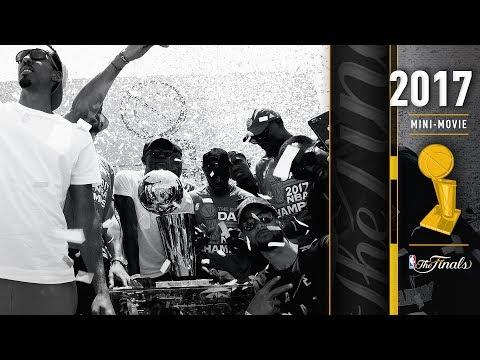 2017 NBA Finals FULL Mini-Movie | Warriors Defeat Cavaliers In 5 Games, 4-1