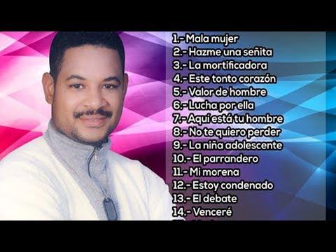 Luis Vargas - Solo Bachata de Colección, Vol. 2 (Mix NUEVO 2018)