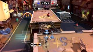 Brawl Busters Gameplay