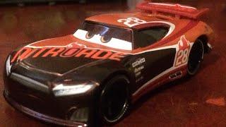 Cars 3 Tim Treadless review