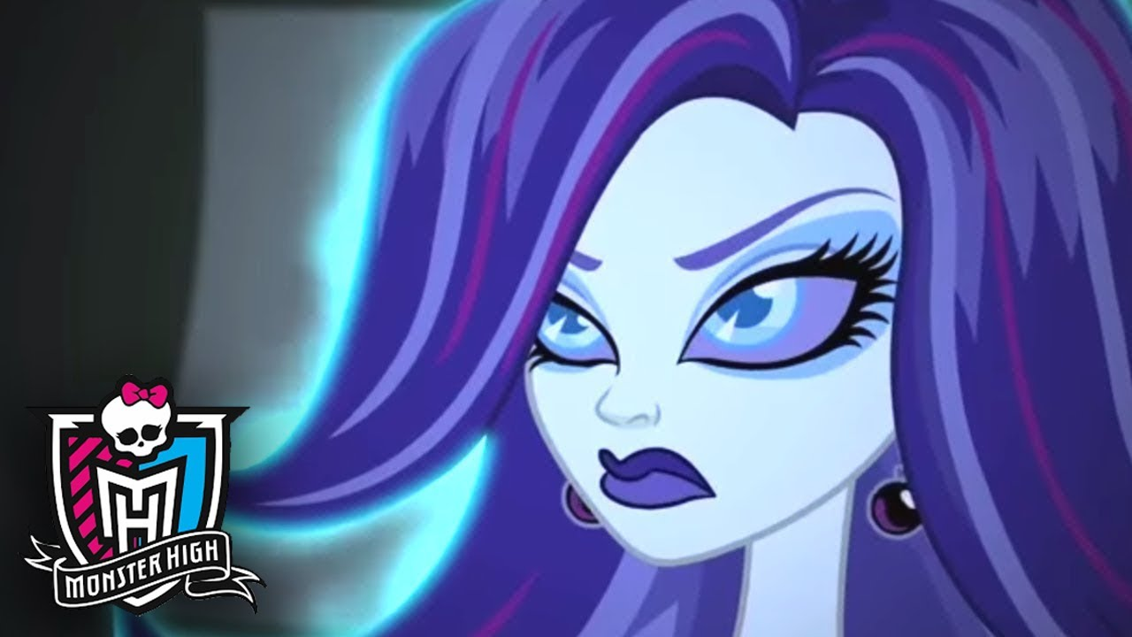 Monster High™💜Ghosts with Dirty Faces💜Volume 3💜Full HD Episodes💜Cartoons for Kids