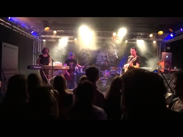 The Jahfunk project concert à la Boule noire / Fallenfest 1/4 finales