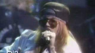 Guns n roses welcome to the jungle (live)