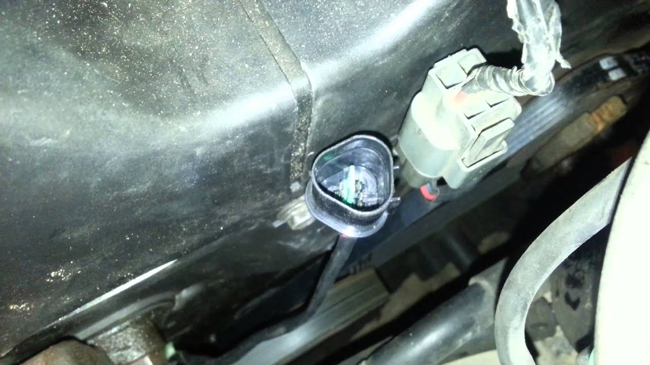 Dodge Stealth Bad Crank Sensor 2 Youtube 1991 Fuse Box