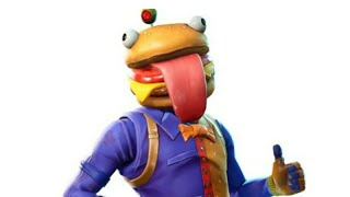 NIGHT PLAYING WITH SUBS TO FORTNITE BATTLE ROYALE AND... WITH THE *NEW SKIN* OF THE HAMBURGUESA!!!