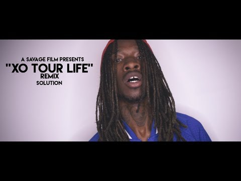 Solution- Xo Tour Life (Remix) Official Video | Shot By @SavageFilms91