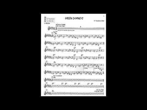 Green Chimneys - Thelonious Monk - Backing Track / Play Along mp3