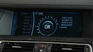 How To Pair iPhone with BMW iDrive System