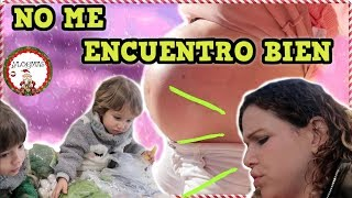 NO ME ENCUENTRO BIEN 😖 | 33 Semanas de EMBARAZO | Familia Tutti Vlog
