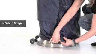 Belltown™ StorageSaver™ Patio Heater Cover