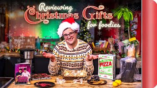 Reviewing Christmas Gift Ideas for Foodies