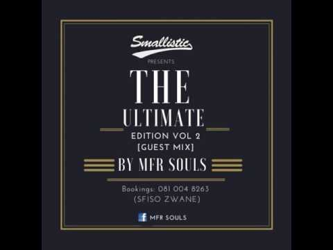 Smallistic Presents.theultimateedition Vol. 2 Guest Mix ( By Mfr Souls)-1