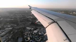 Посадка в Ташкенте