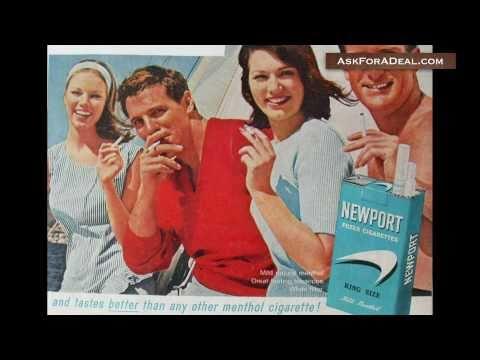 Newport Cigarette Coupons