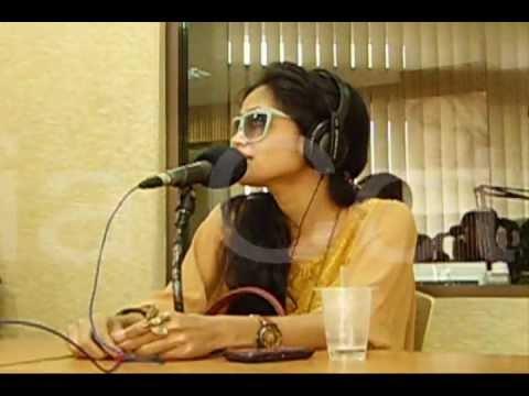 Thalia Cotto at Heartline FM - 2012