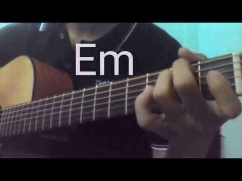 [Guitar hướng dẫn] Người thầy năm xưa - Khánh Ngọc   Intro gốc