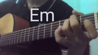 [Guitar hướng dẫn] Người thầy năm xưa - Khánh Ngọc | Intro gốc