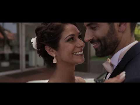 Amor para a vida toda -  Gabriela e Nuno Wedding Day