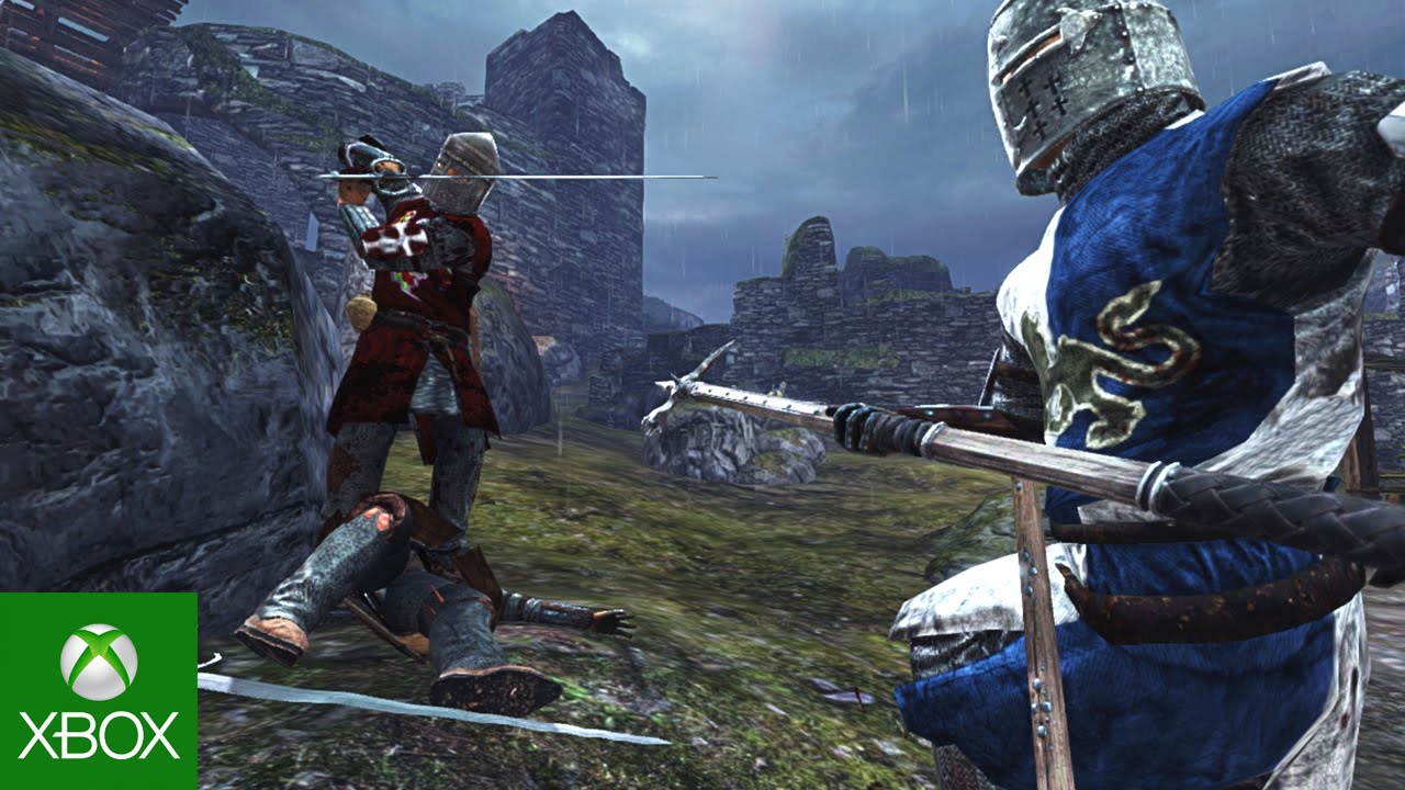 Chivalry Medieval Warfare Coming To Xbox 360