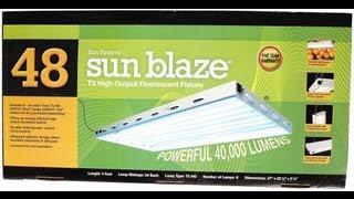 SunBlaze 48 Grow Light