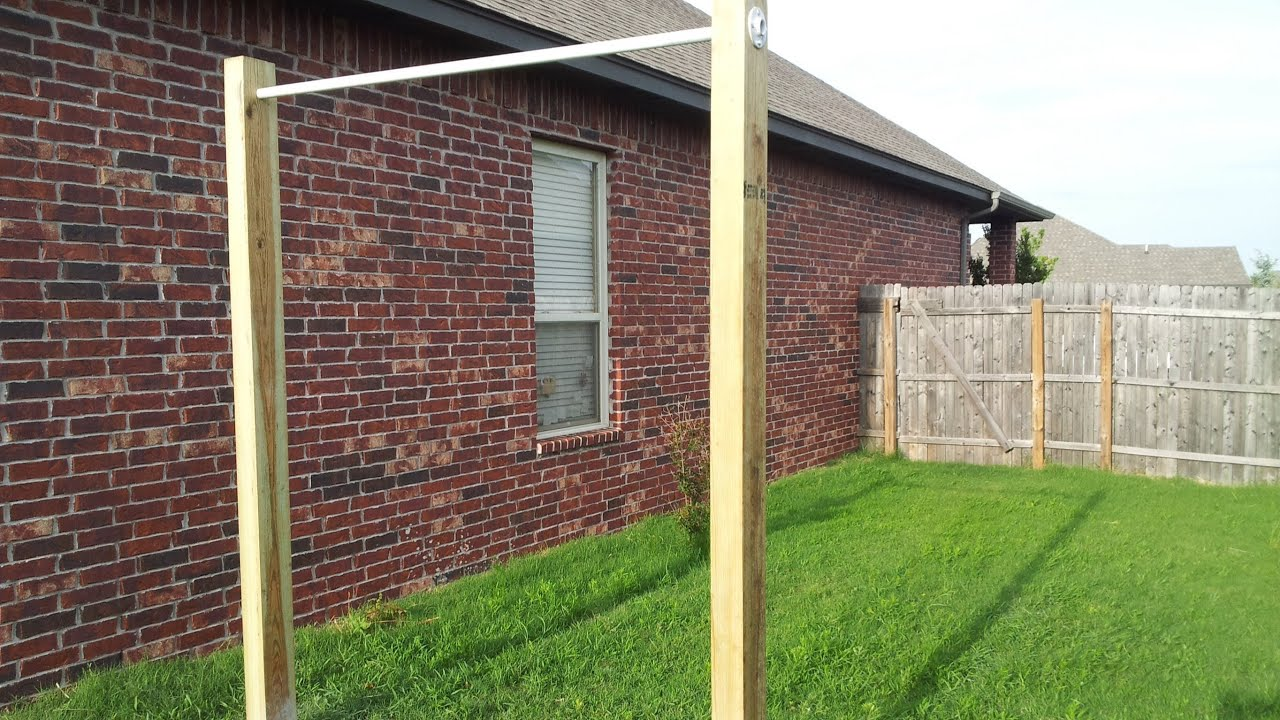 Diy extreme outdoor pullup bar youtube - Watch over the garden wall online free ...