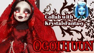 The Temple Of Dolls - Episode 12 - Ogothuun - Collaboration With KrystalsFantasy - Ooak MH