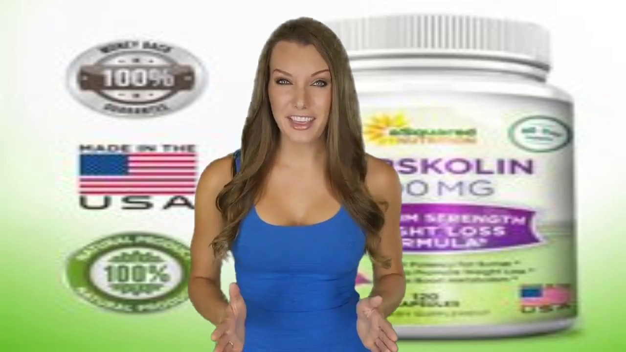 Genuine forskolin