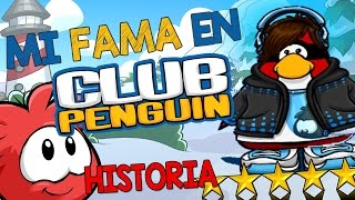 CLUB PENGUIN CIERRA   Historia #StoryTime   VlogsPaper