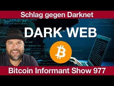 #977 Schlag gegen Darknet, Winklevoss Zukunft in DeFi & Kraken mischt Banken Sektor auf