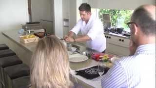 "Massimo Mele's Full Octopus Salad ""amalfi Style"" Recipe - Best Home Chef"