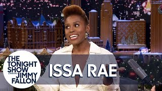 Issa Rae and Tiffany Haddish Invited Themselves to the Obama