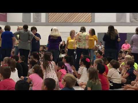 Paseo Verde Elementary School Award 2017