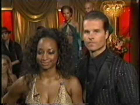 Monique coleman dancing with the stars