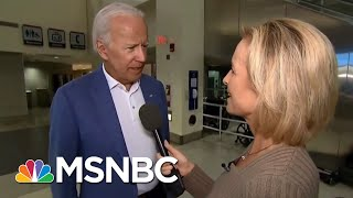 President Donald Trump And Ann Coulter's Cozy Relationship Sours | All In | MSNBC