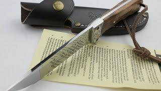 Охотничий нож Browning в ножнах Посылка из китая(Browning отличный нож за 17 баксов ..., 2015-10-30T22:02:51.000Z)