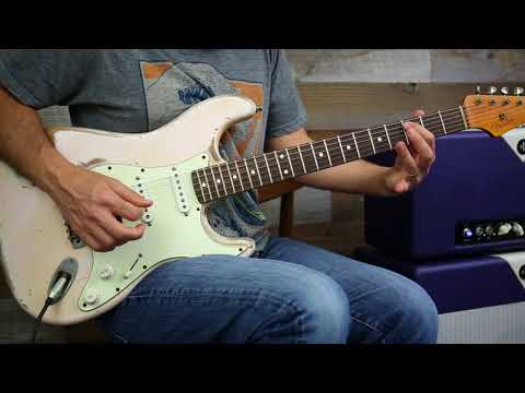 How To Hit Target Notes When Mixing Major And Minor Pentatonic - Lick Of The Day 64