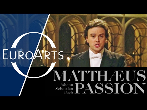 Bach - St. Matthew Passion (Cambridge, 1994)