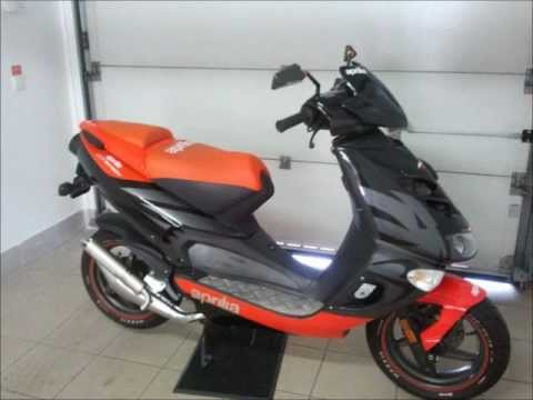 aprilia sr street tuning youtube. Black Bedroom Furniture Sets. Home Design Ideas