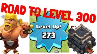 New Intro/Outro😍|Clash of Clans Pushing to level 300😍🔥 | Lets play clash of clans👌🤟 | Req n Leave |