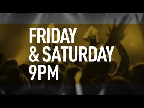 Free Live Music Every Weekend!