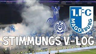 MSV Duisburg- 1. FC Magdeburg | 24.02.17 | Stimmung & Stadion V-Log
