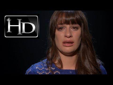 Glee cry full performance (Hd)
