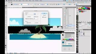 Making Waves in Adobe Illustrator CS5.1 (Barqvideo.com)