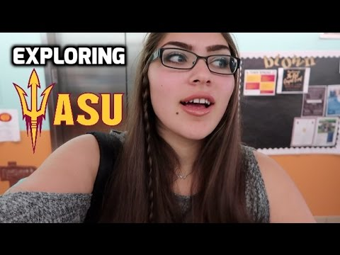 "🤘Arizona State University Experience: Attending ""More To Explore ""+ What to Expect!"