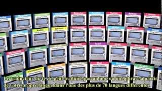 French English electronic dictionary text translator  Français électronique traducteur dictionnaire