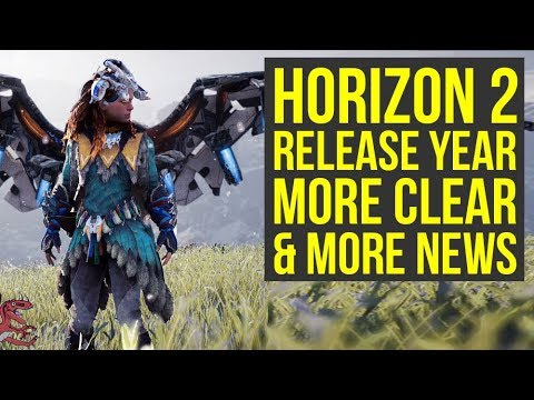 Horizon Zero Dawn 2 Release Year MORE CLEAR, Guerrilla Games Going Big (Horizon 2) thumbnail